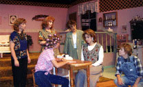 "Scene from ""Steel Magnolias"""
